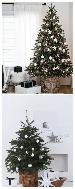как украсить елку на новый год 2021